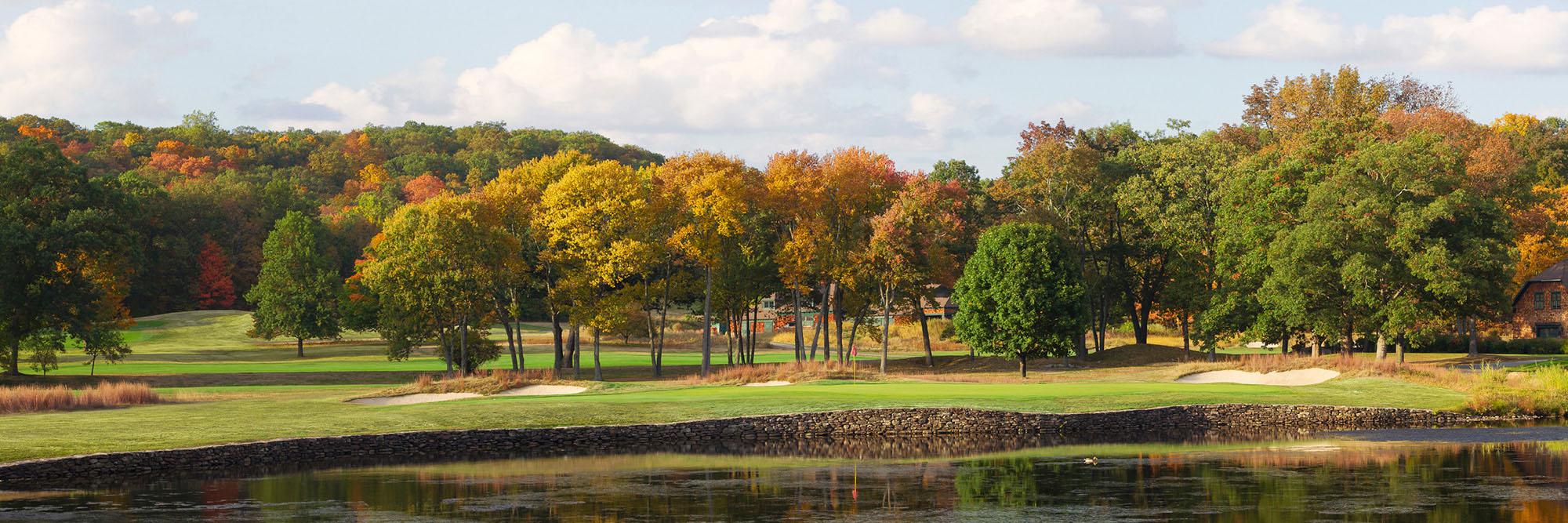 Golf Course Image - The Tuxedo Club No. 6