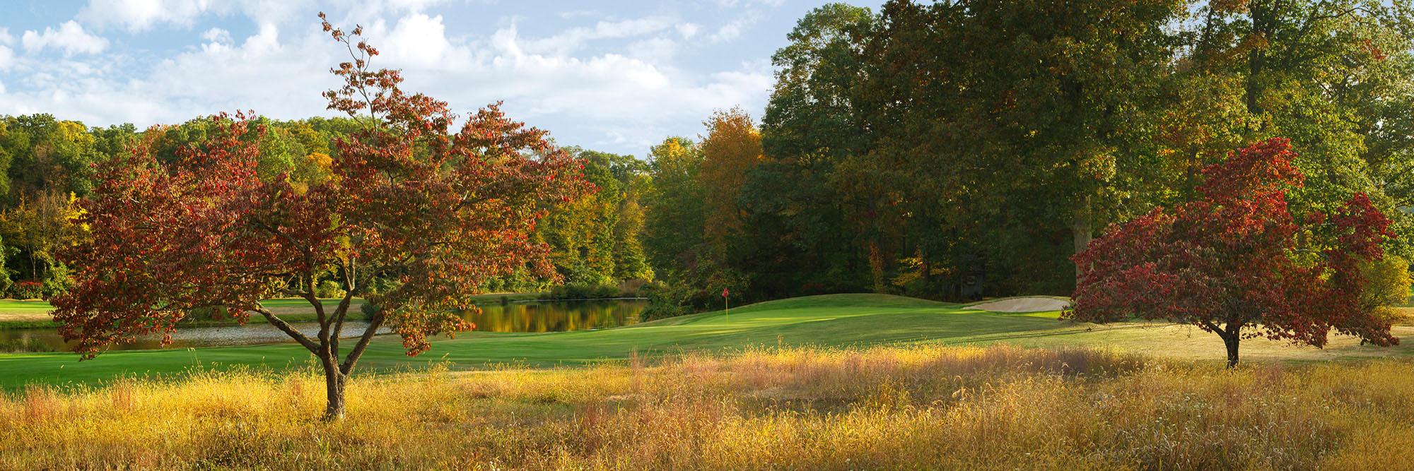 Golf Course Image - The Tuxedo Club No. 7