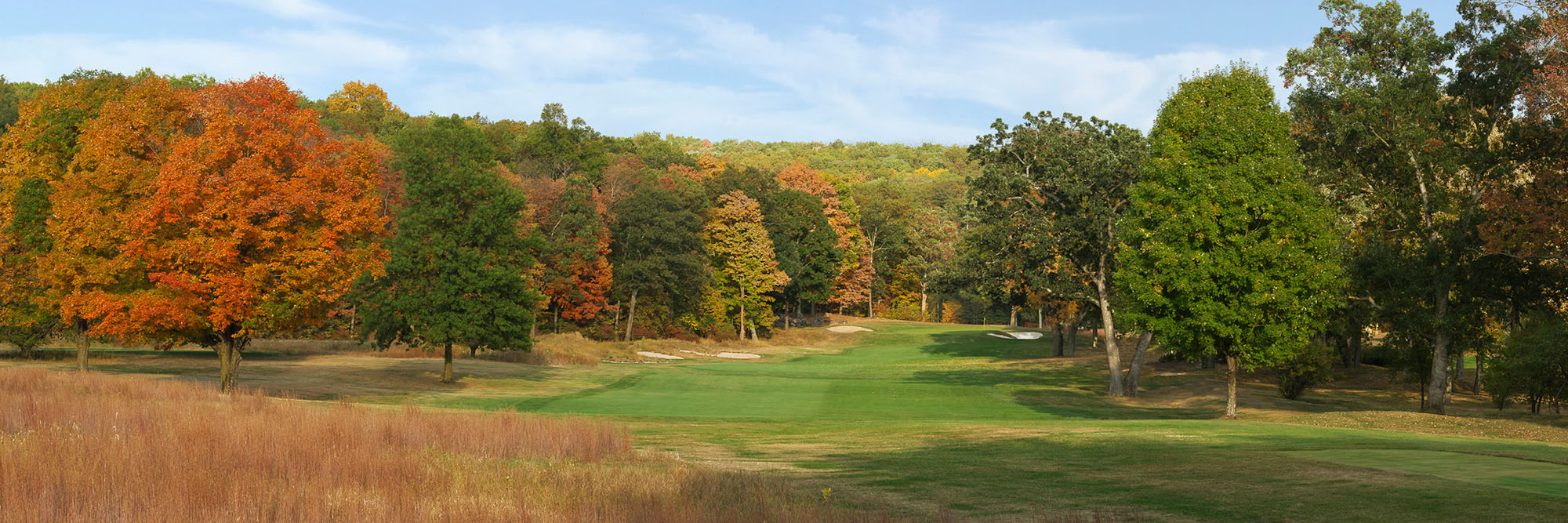 Golf Course Image - The Tuxedo Club No. 8