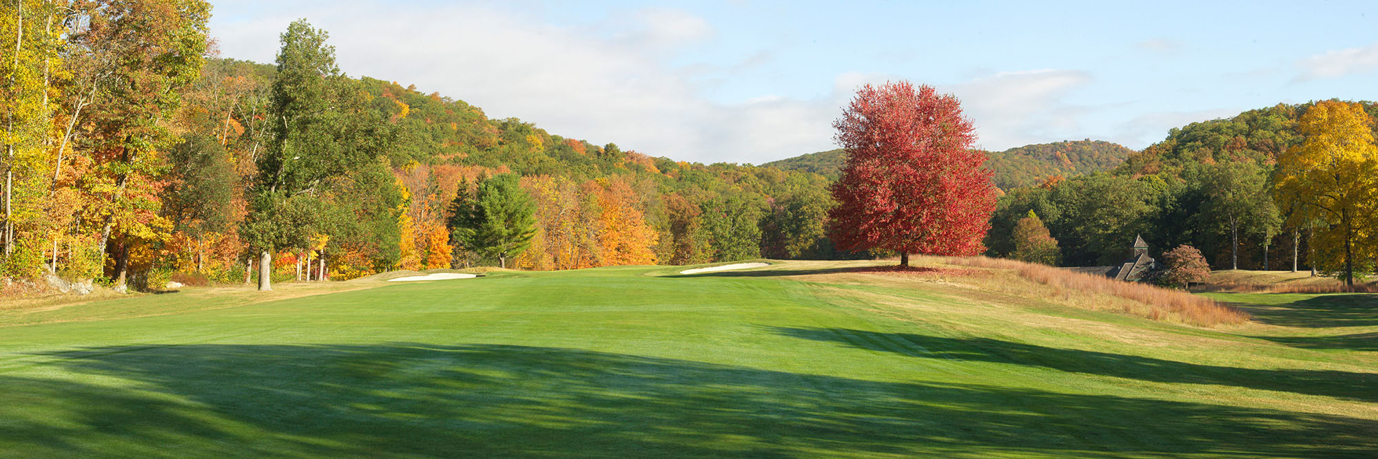 Golf Course Image - The Tuxedo Club No. 9