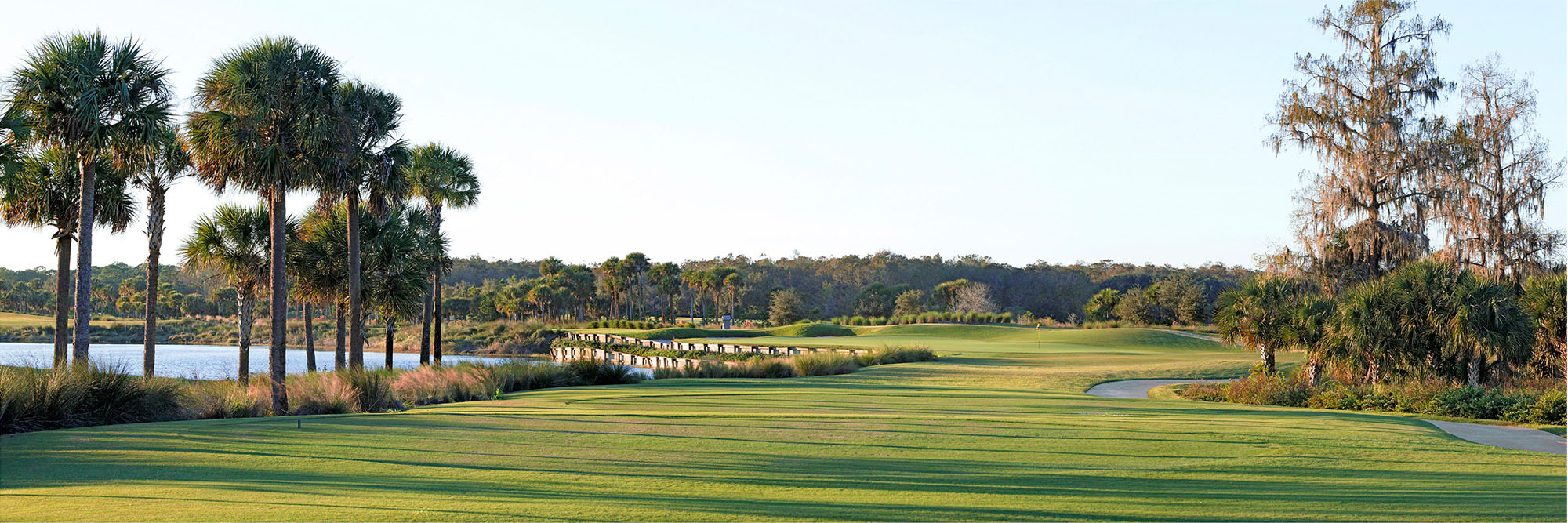 Golf Course Image - Twin Eagles No. 12