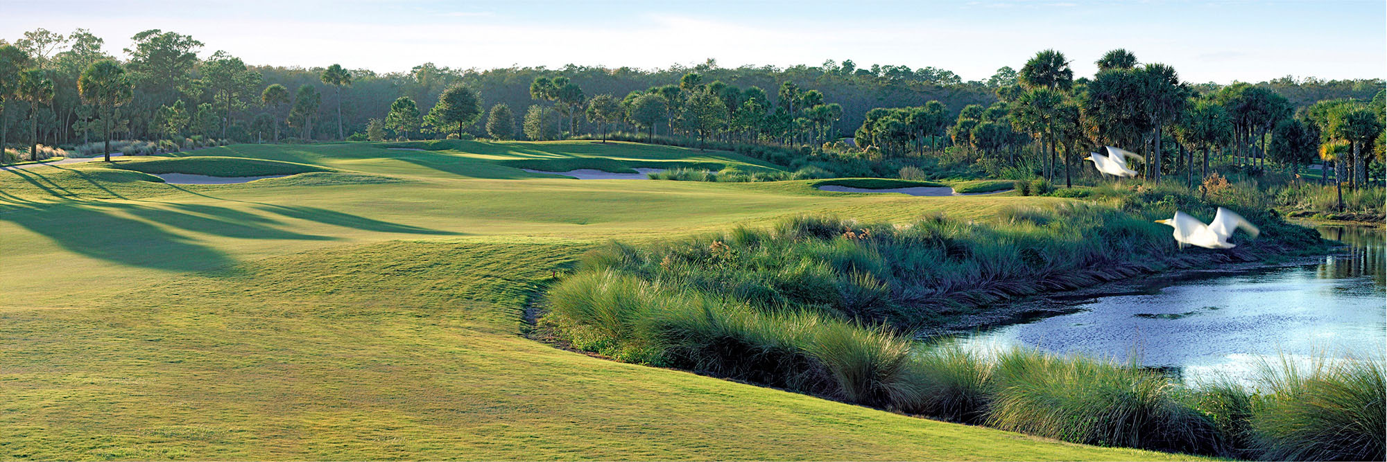 Golf Course Image - Twin Eagles No. 13