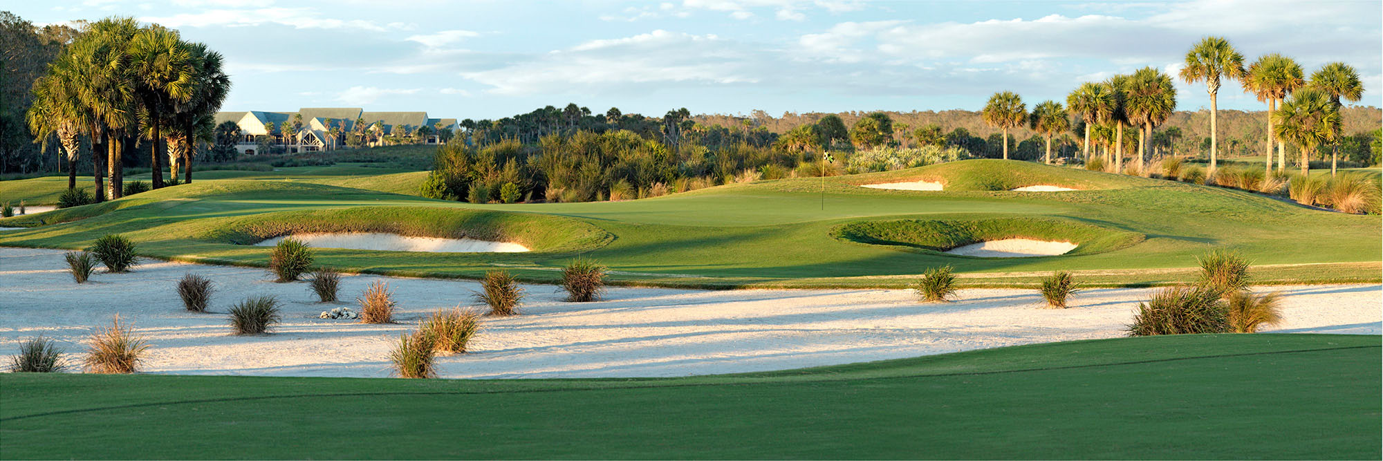 Golf Course Image - Twin Eagles No. 16