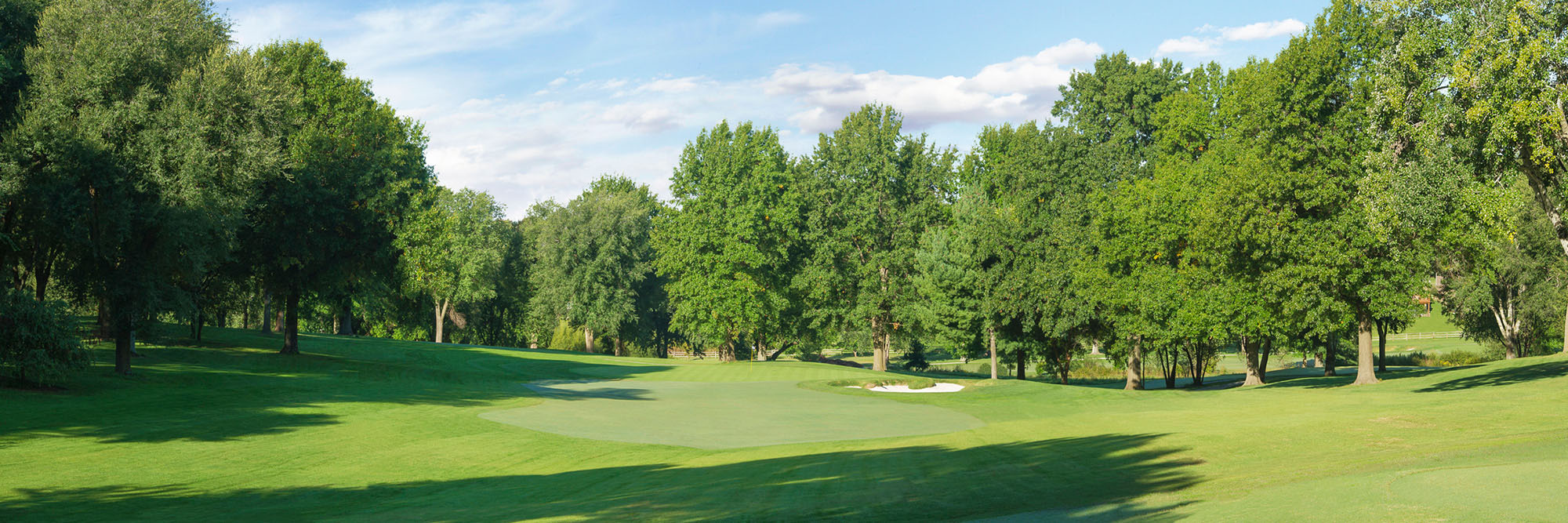 Golf Course Image - Twin Oaks Country Club No. 11