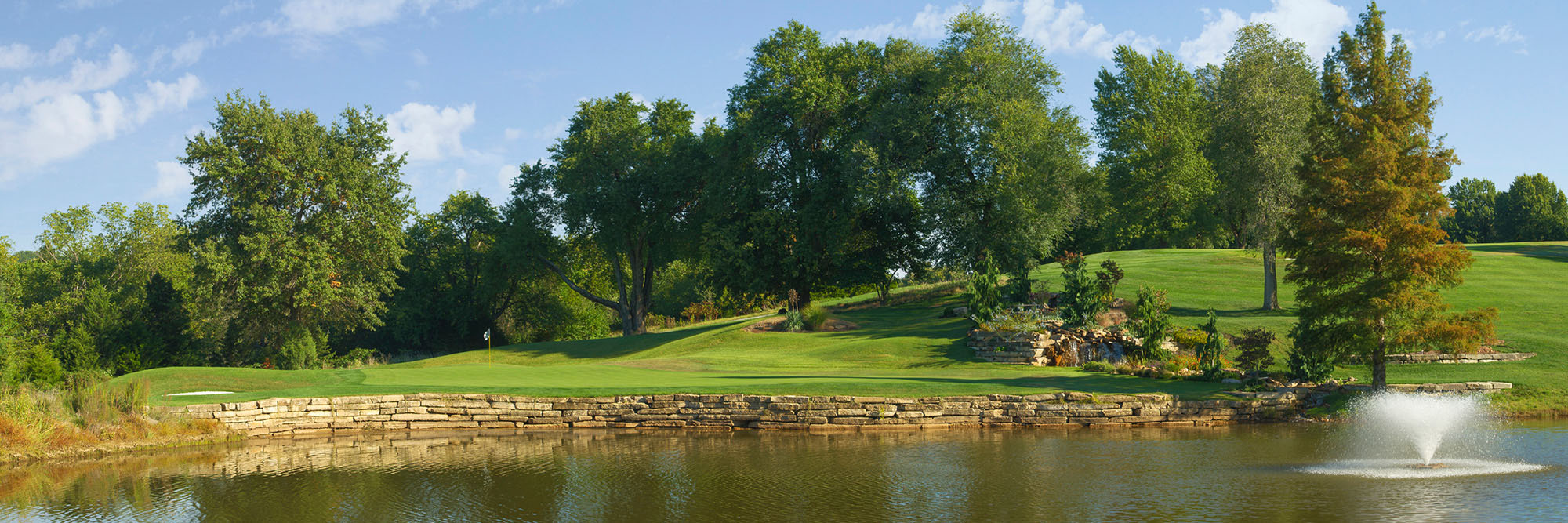 Golf Course Image - Twin Oaks Country Club No. 15 Left
