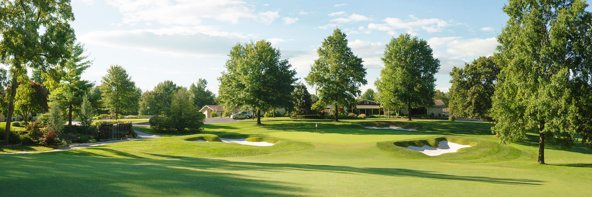 Golf Course Image - Twin Oaks Country Club No. 18