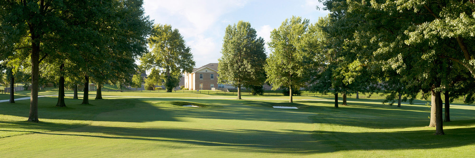 Golf Course Image - Twin Oaks Country Club No. 2