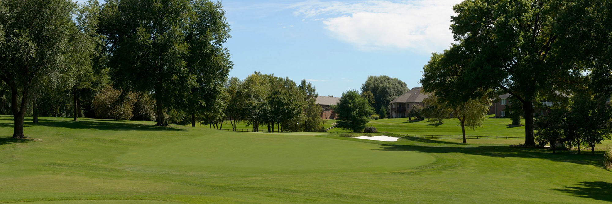 Golf Course Image - Twin Oaks Country Club No. 4
