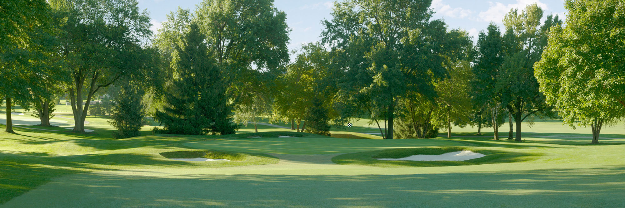 Golf Course Image - Twin Oaks Country Club No. 7