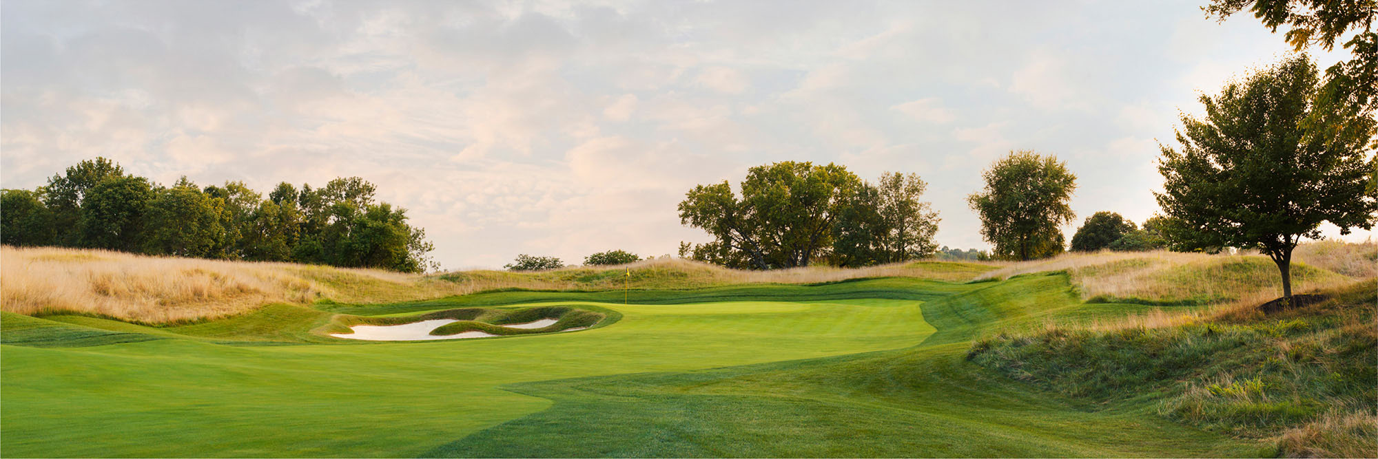 Golf Course Image - Valhalla No. 17