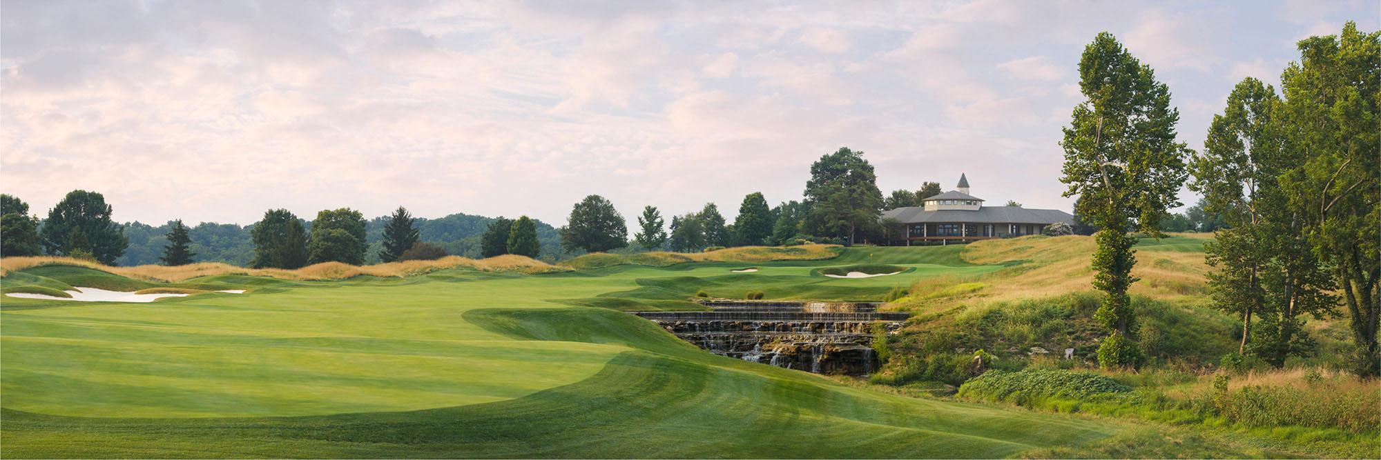 Golf Course Image - Valhalla No. 18