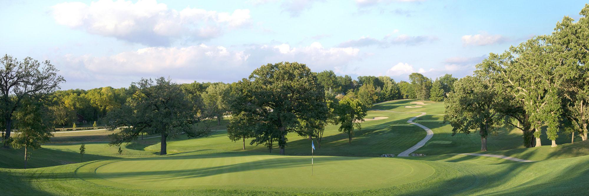 Golf Course Image - Wakonda No. 14