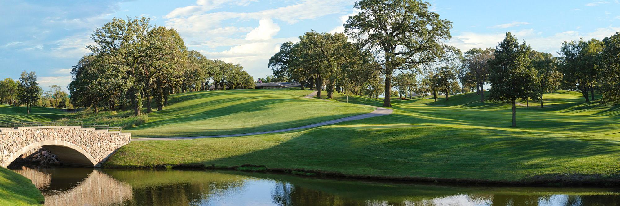 Golf Course Image - Wakonda No. 18