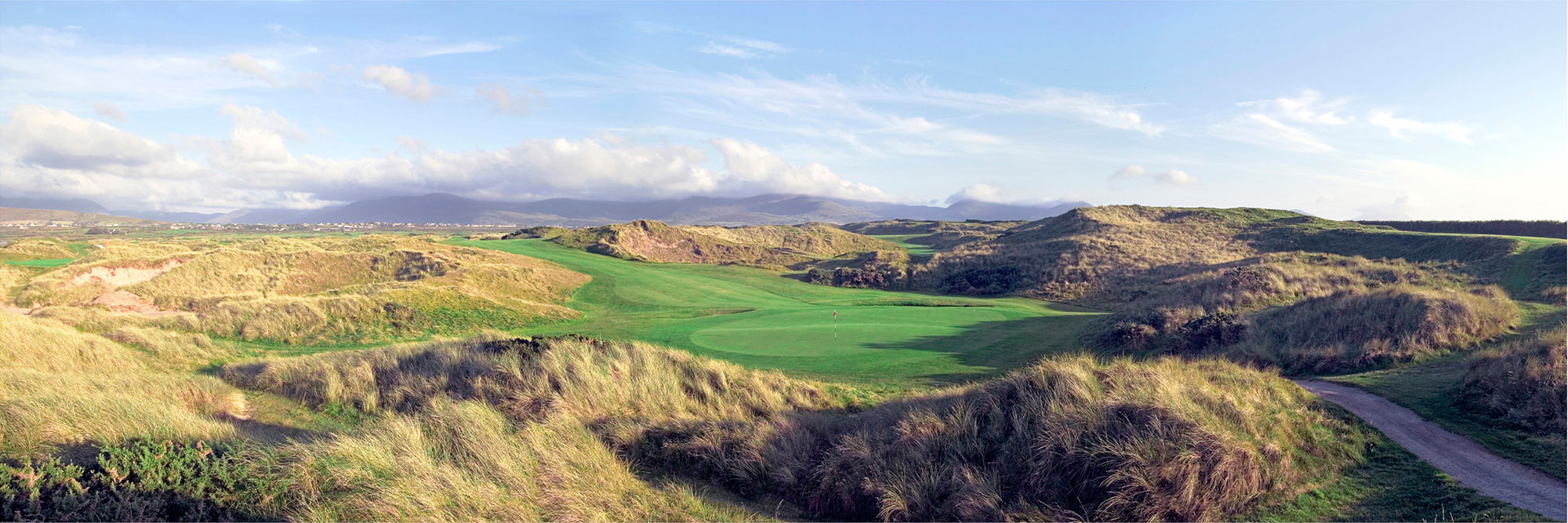 Golf Course Image - Waterville No. 15