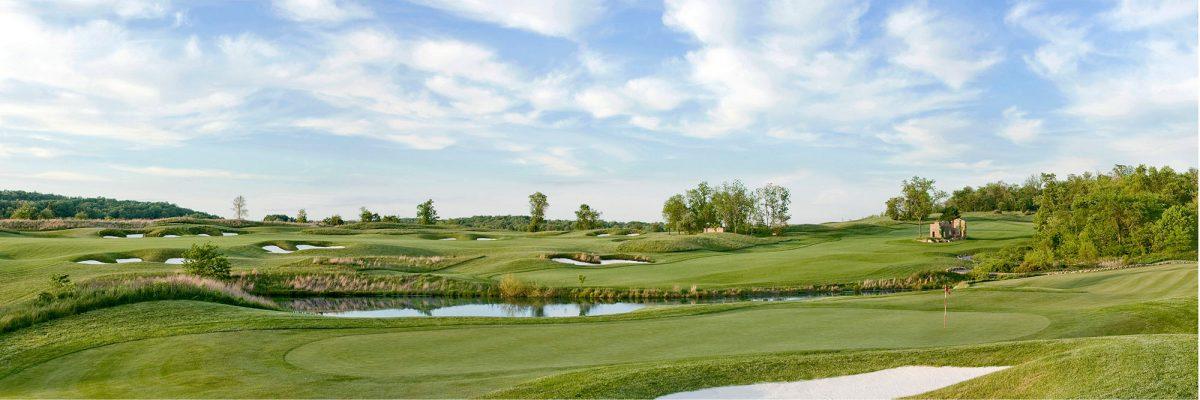 Whiskey Creek Golf Club No. 18