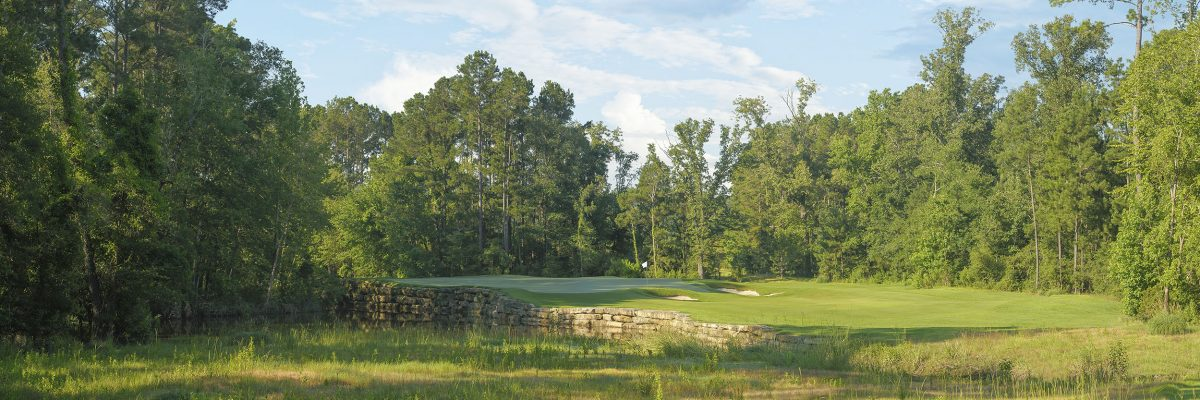 Whispering Pines Needler Course No 9