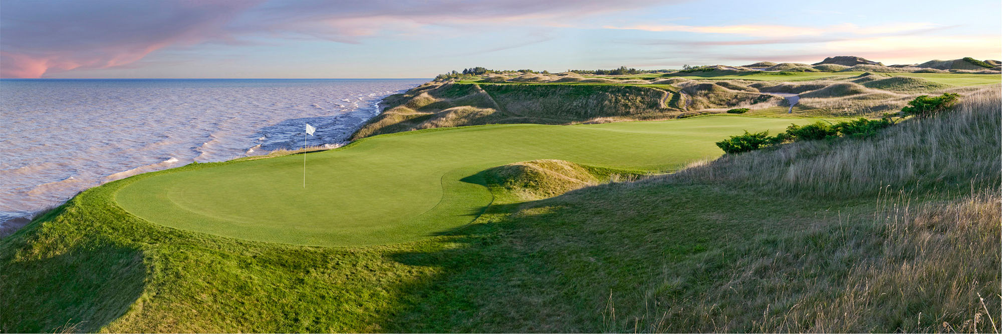 Golf Course Image - Whistling Straits No. 12