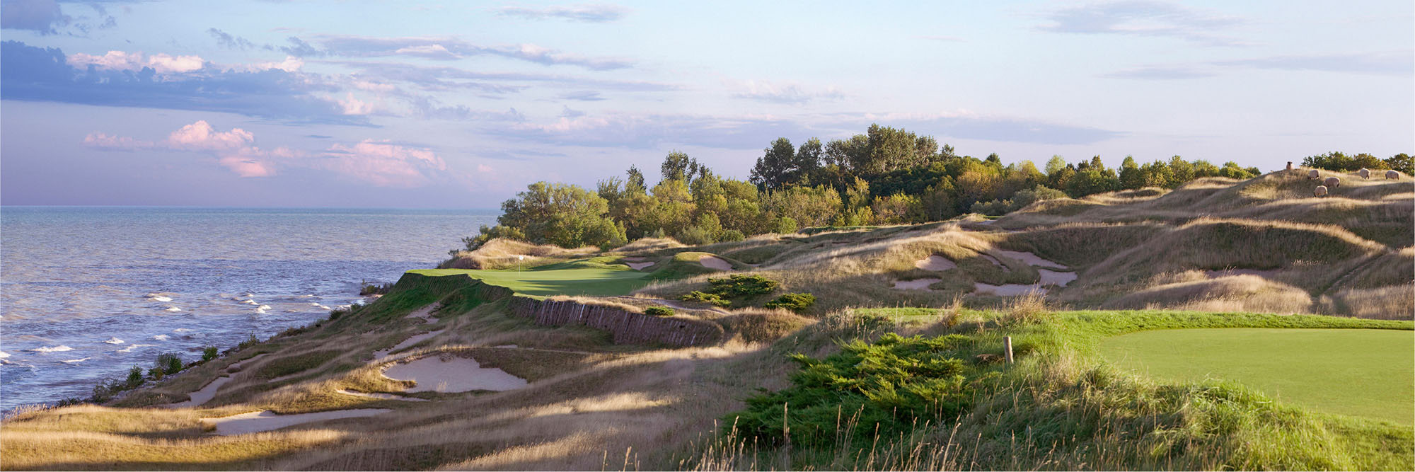 Golf Course Image - Whistling Straits No. 17