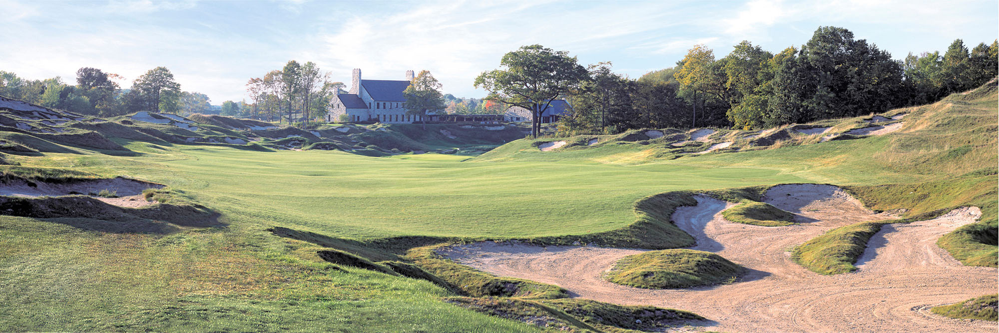 Golf Course Image - Whistling Straits No. 9