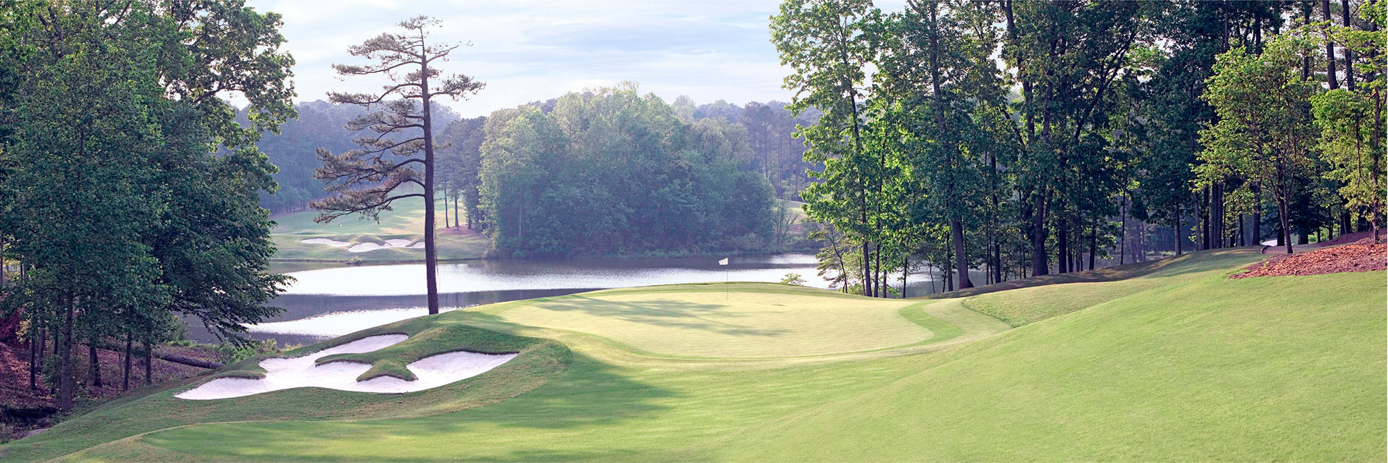 Golf Course Image - White Columns Country Club No. 8