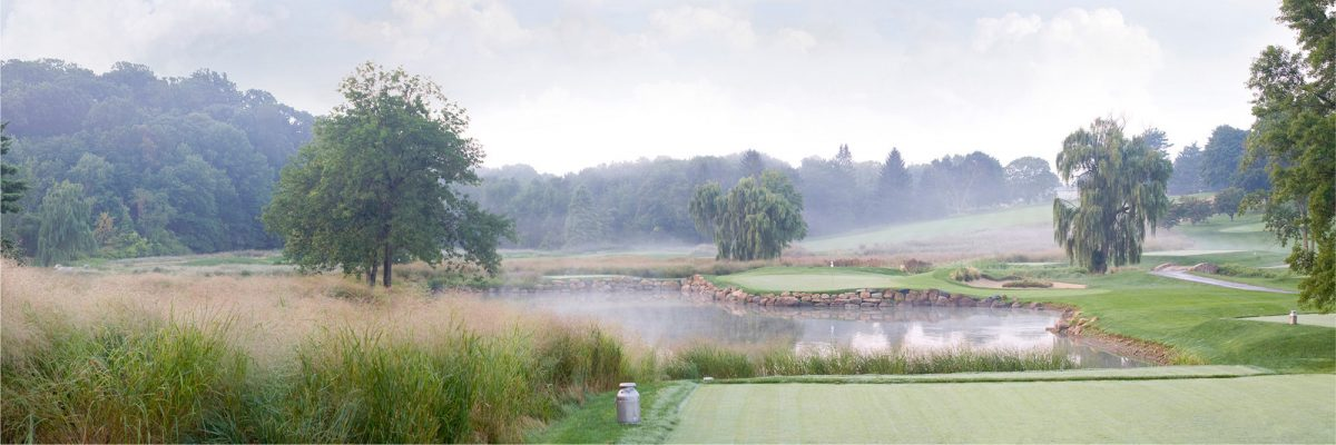 White Manor Country Club No. 8