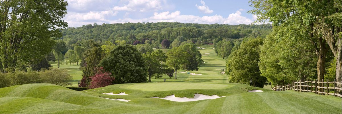 Whitemarsh Valley Country Club No. 9