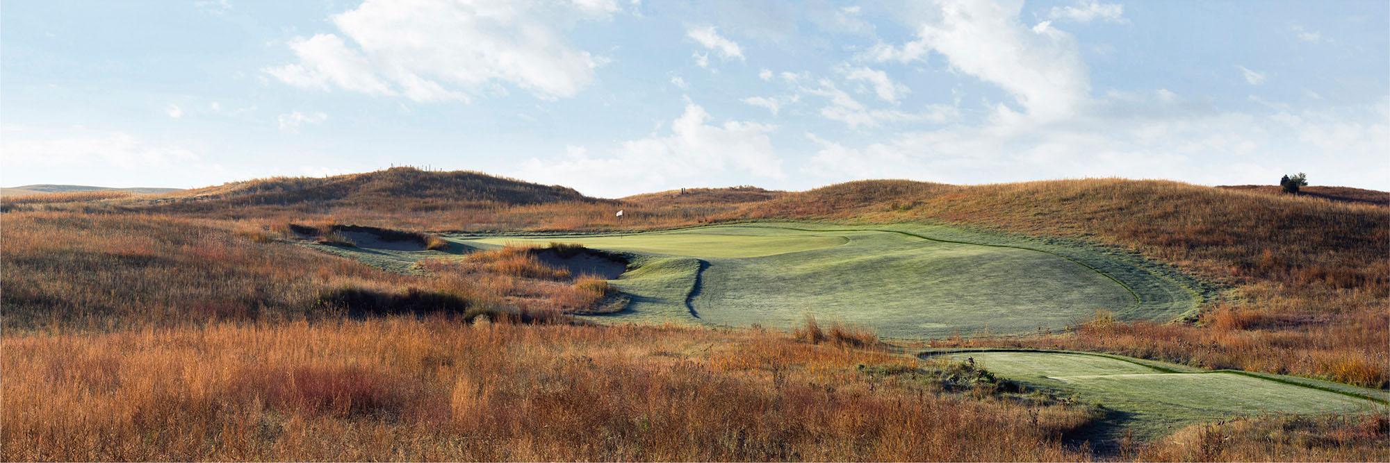 Golf Course Image - Wild Horse No. 13
