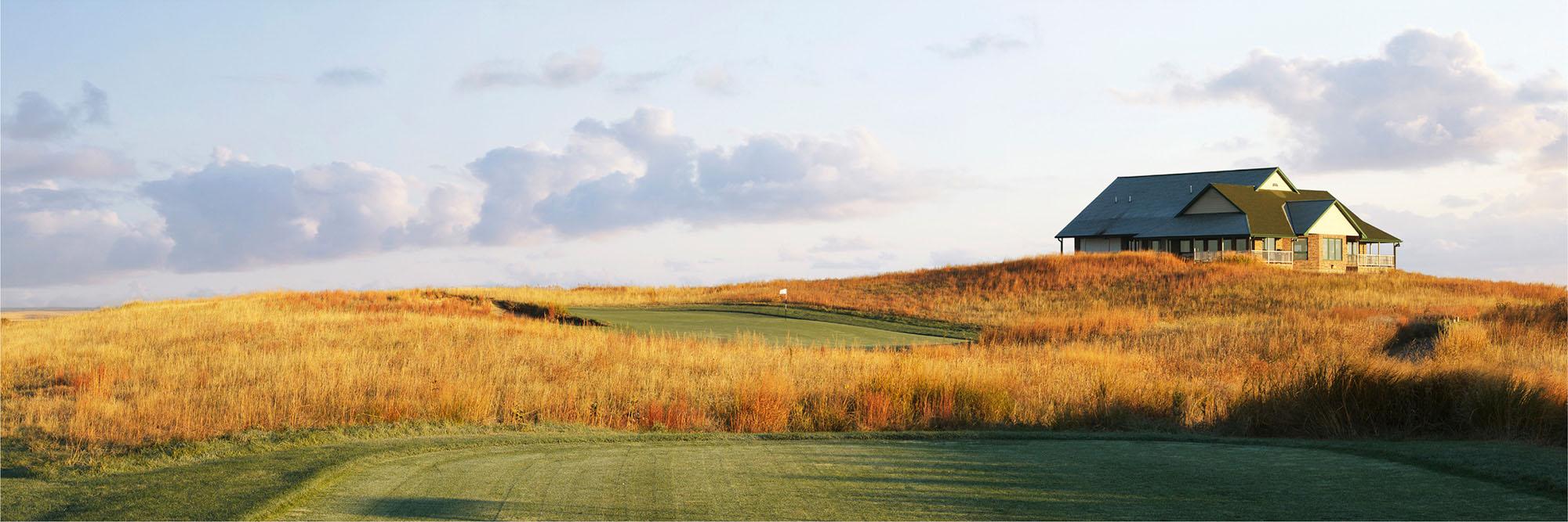 Golf Course Image - Wild Horse No. 9