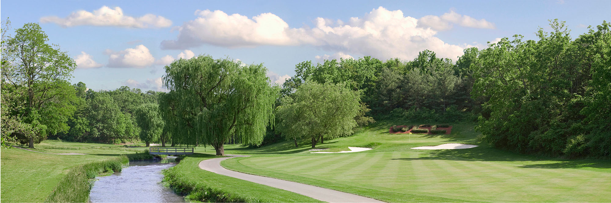 Golf Course Image - Winchester Country Club No. 10