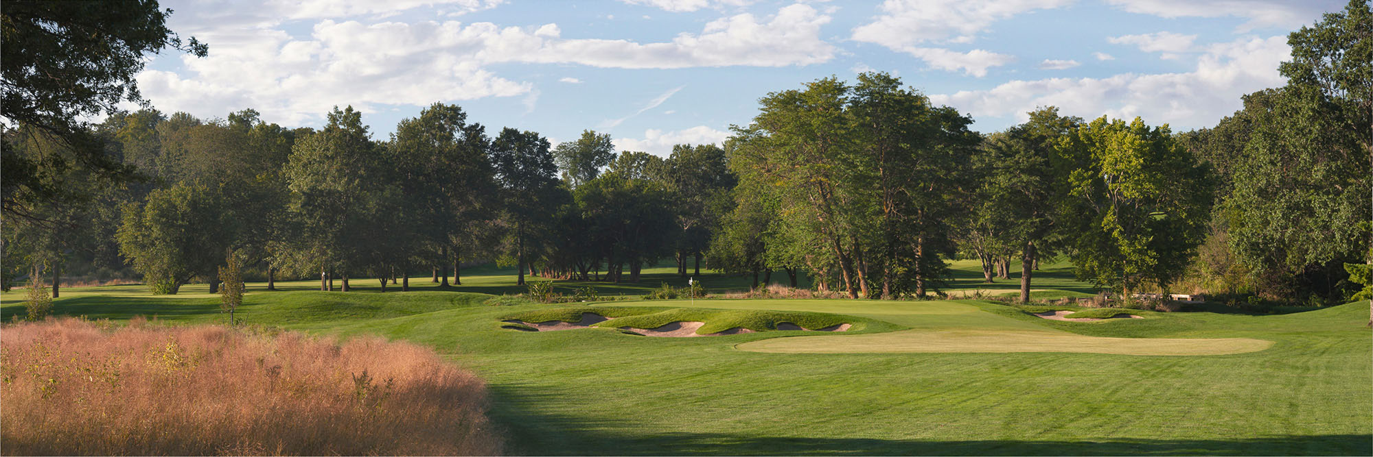 Golf Course Image - Wolf Creek No. 15