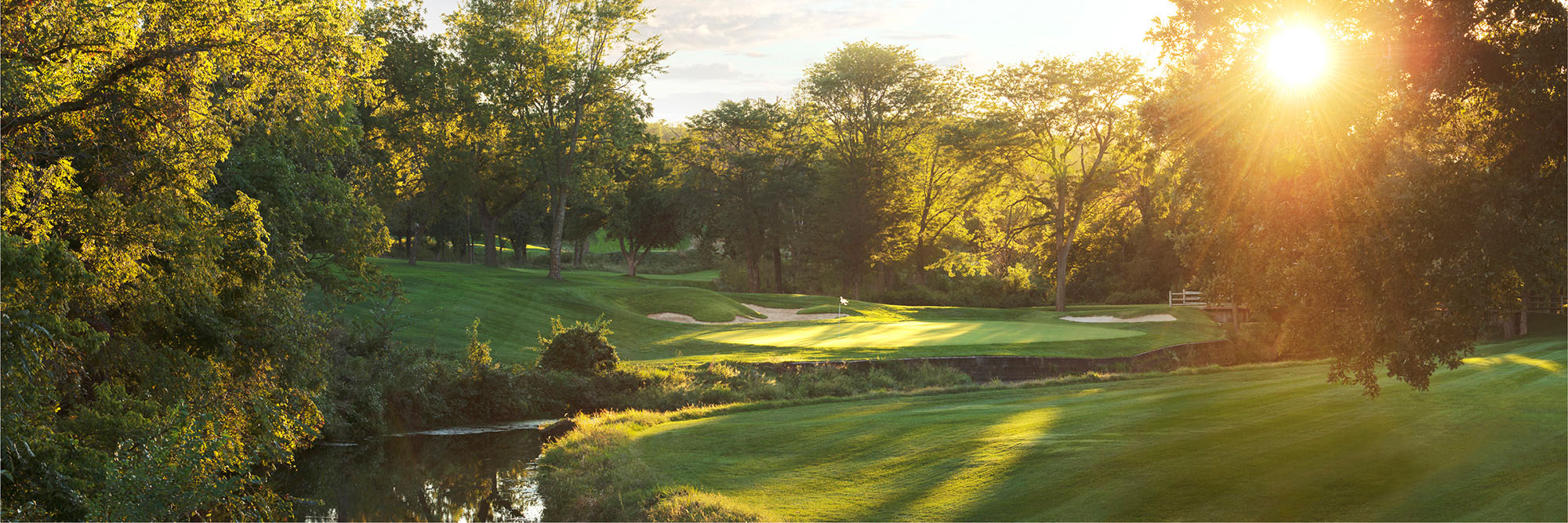 Golf Course Image - Wolf Creek No. 5