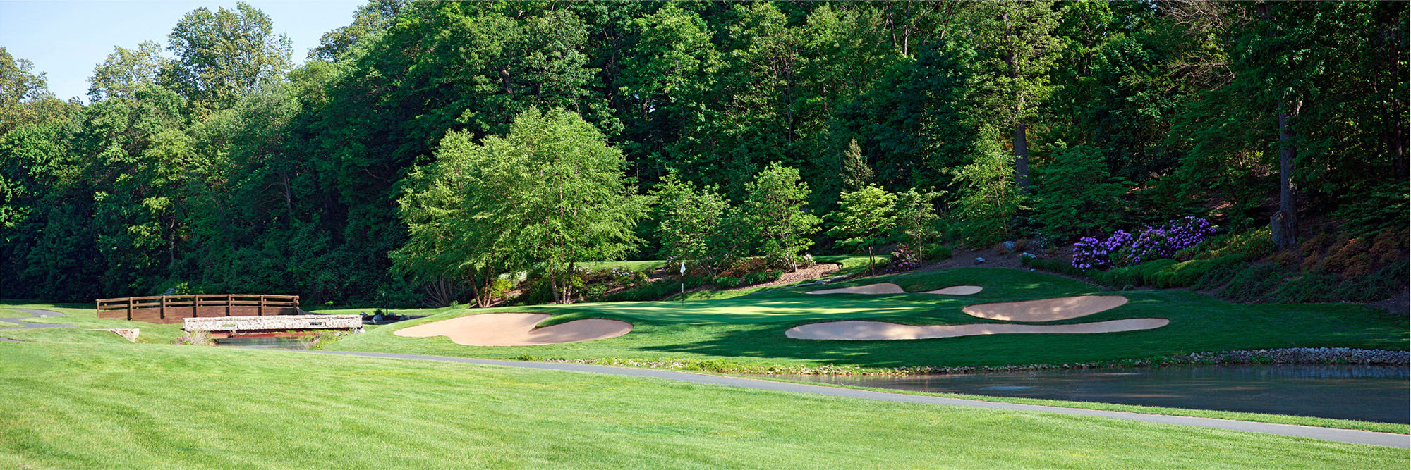 Golf Course Image - Woodcrest No. 3