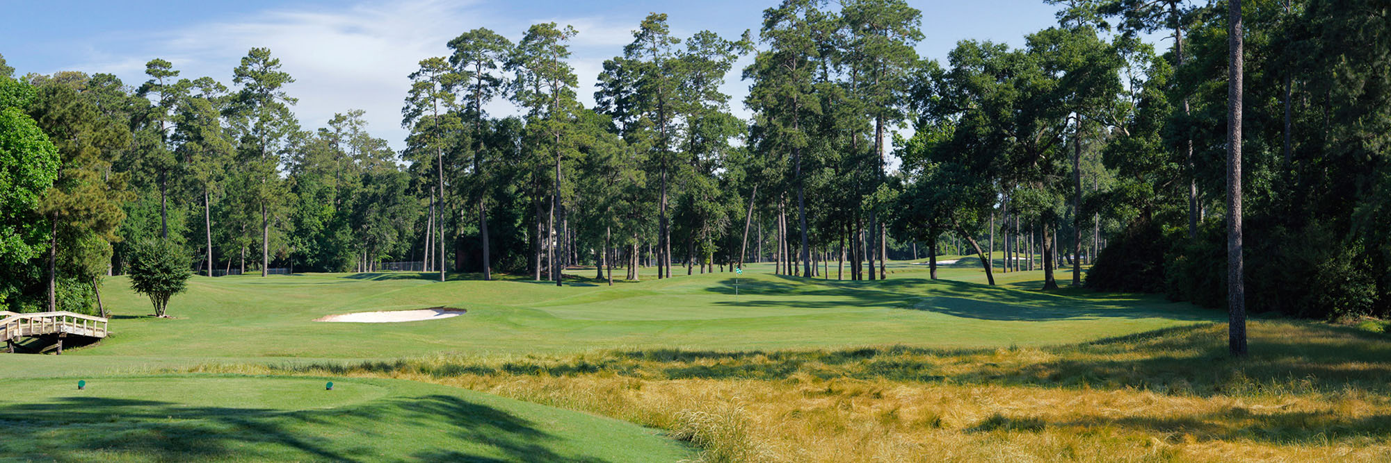 Golf Course Image - Woodlands-Oak Course No. 14