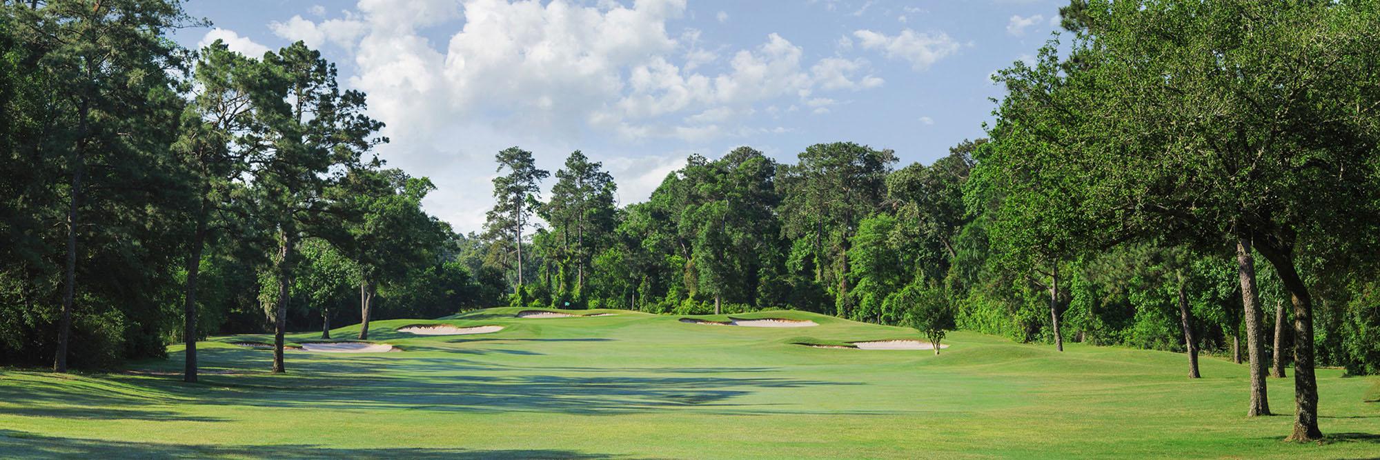 Golf Course Image - Woodlands-Oak Course No. 4