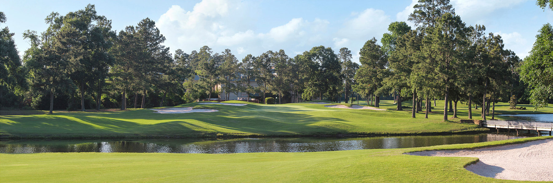 Golf Course Image - Woodlands-Palmer King Course No. 9