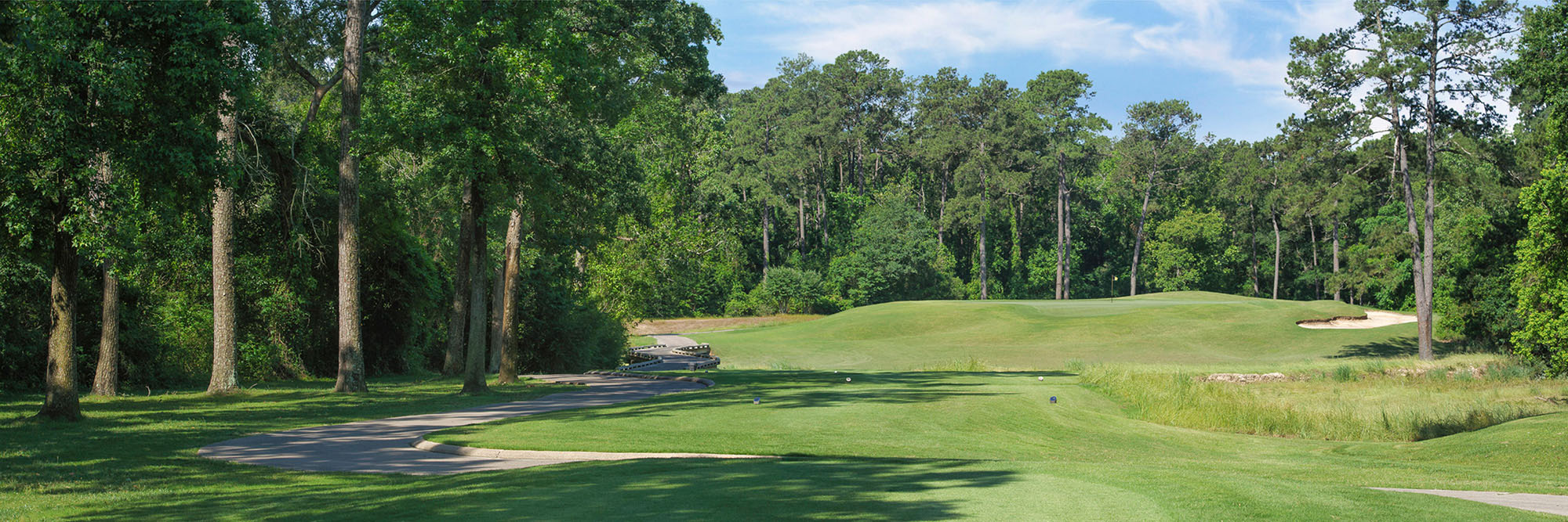 Golf Course Image - Woodlands-Panther Trail Course No. 7