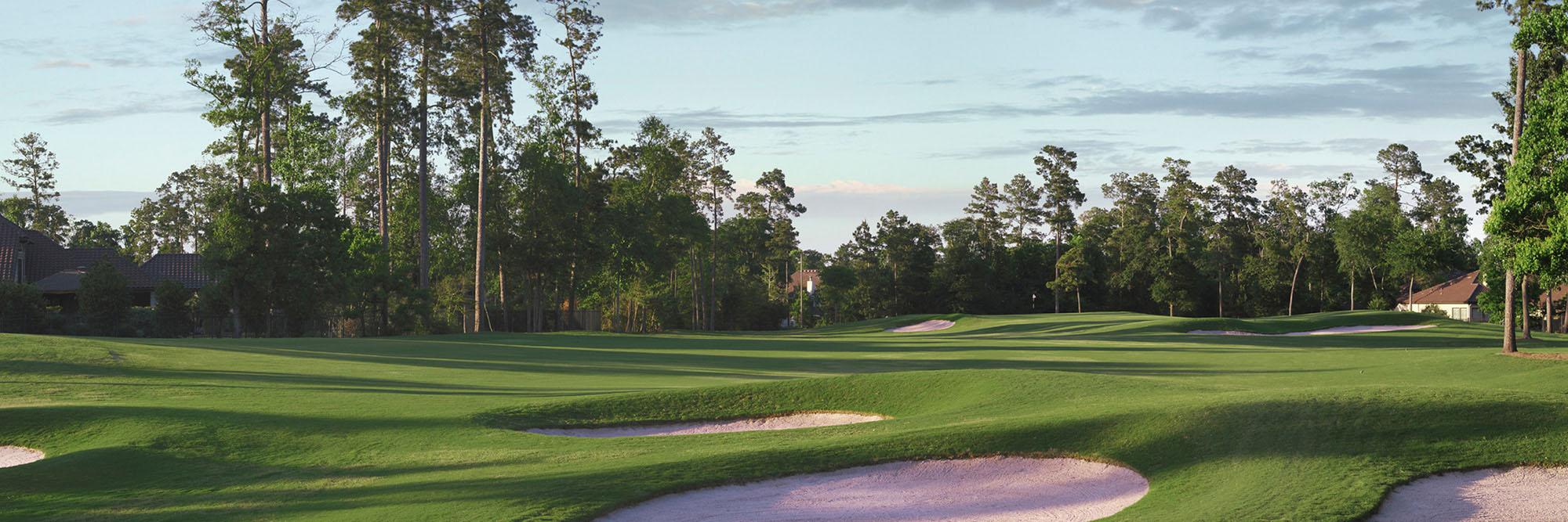 Golf Course Image - Woodlands-Player Course No. 2