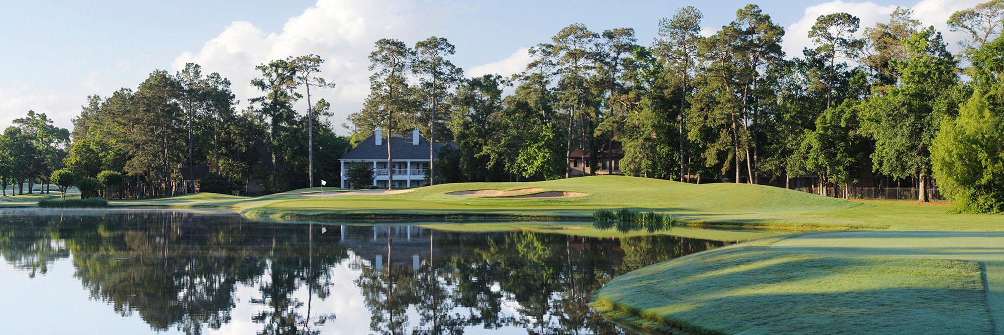 Golf Course Image - Woodlands-Tournament Course No. 3