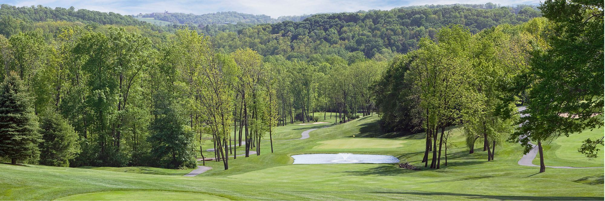 Golf Course Image - Woodstone Country Club No. 1