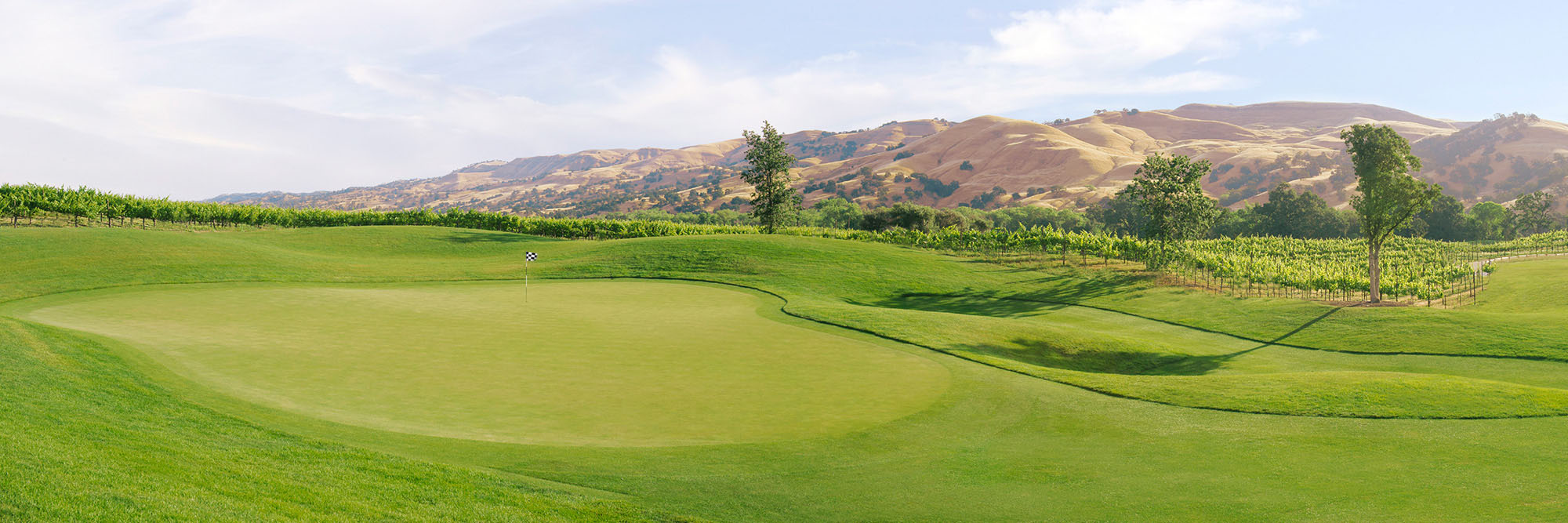 Golf Course Image - Yocha Dehe No. 12