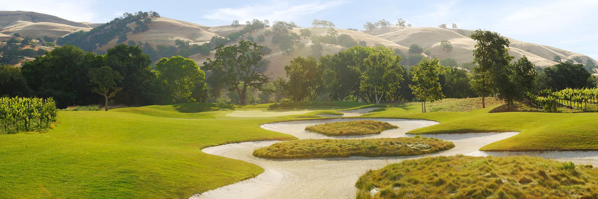 Golf Course Image - Yocha Dehe No. 13