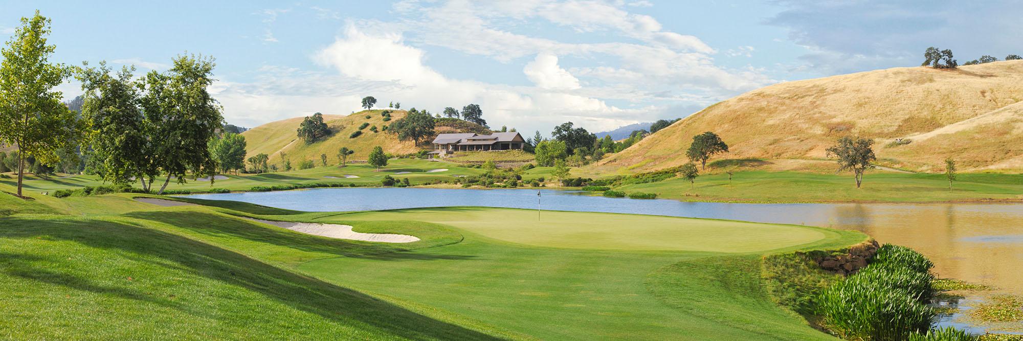 Golf Course Image - Yocha Dehe No. 17