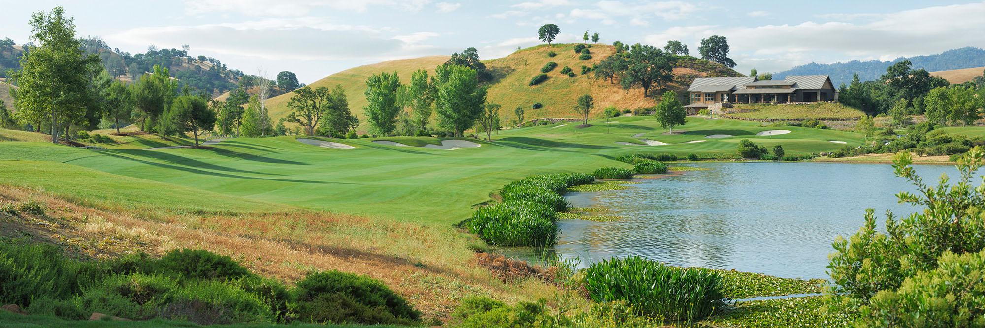 Golf Course Image - Yocha Dehe No. 18