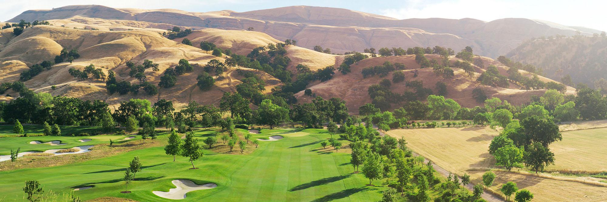 Golf Course Image - Yocha Dehe No. 1