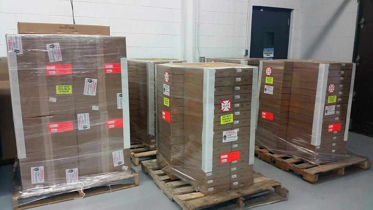 Stonehouse Golf - PGA Shipment