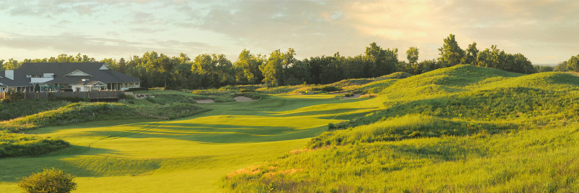 Golf Course Image - Prairie Dunes Country Club No. 18