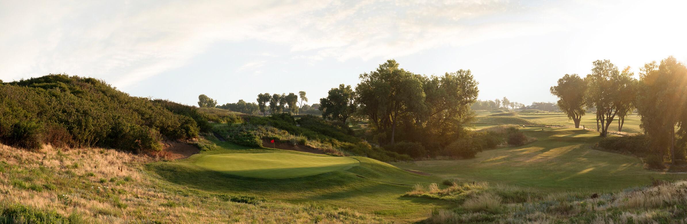 Golf Course Image - Prairie Dunes Country Club No. 2