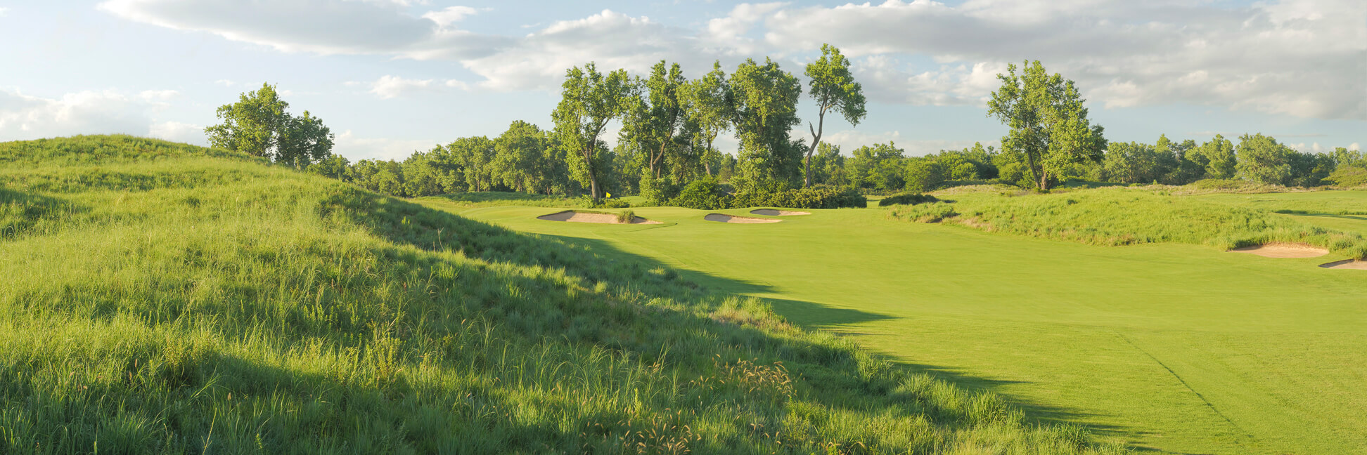 Golf Course Image - Prairie Dunes Country Club No. 3