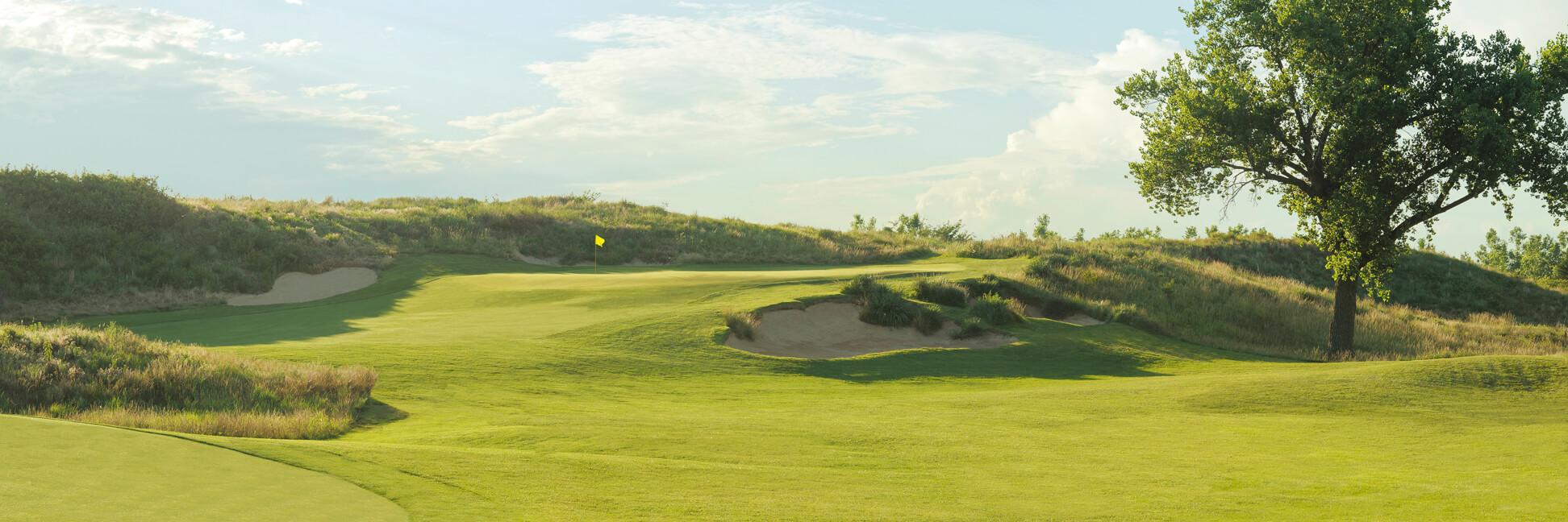 Golf Course Image - Prairie Dunes Country Club No. 4