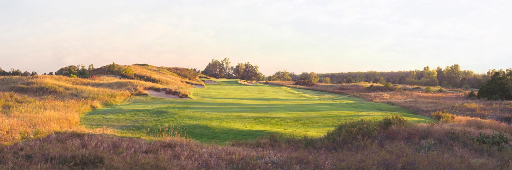 Golf Course Image - Prairie Dunes Country Club No. 5
